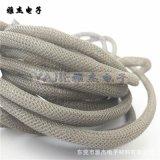 316L不锈钢网套 镀锡铜包钢针织网屏蔽条/不锈钢金属丝网屏蔽线