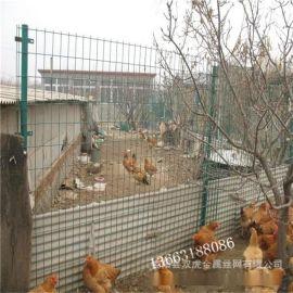 养殖围栏网 养鸡养殖铁丝网 园林铁丝网护栏厂家直销