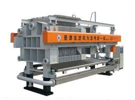 【景津】隔膜压滤机 手动螺旋千斤顶液压小型压滤机 手动小型压滤机