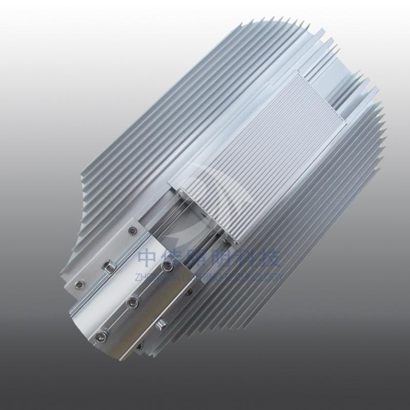 led摸组路灯外壳  60W路灯外壳 型材路灯头