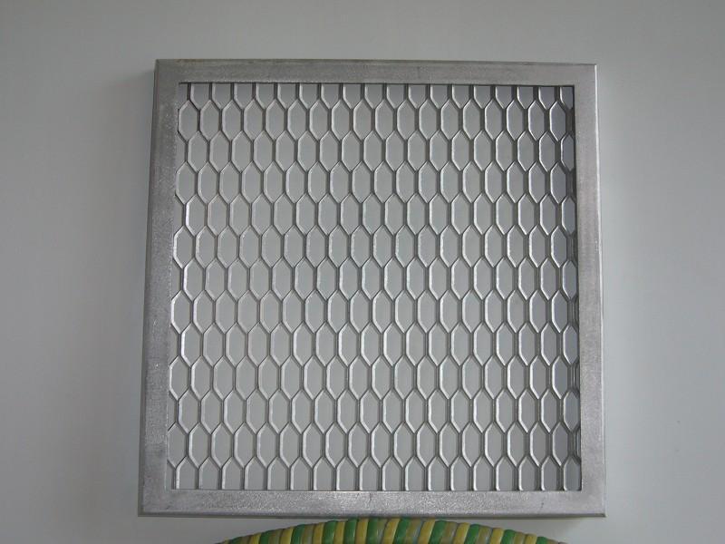 佛山浩邦厂家直销铝质拉伸网板天花