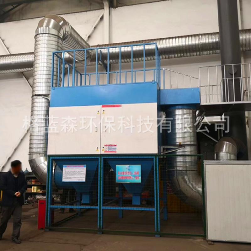 青島焊煙淨化器,集中式焊煙除塵器,焊煙濾筒除塵器
