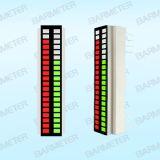 正品厂家直销 40段高亮度led显示 光柱器件 左红右绿