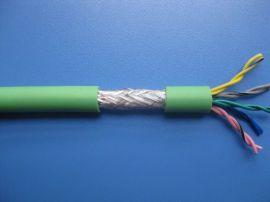深圳市金盛硕10芯12芯双绞屏蔽电缆
