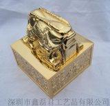 金屬工藝品鑄銅工藝品鋅合金工藝品擺件定制生產
