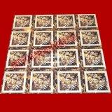 拼花全抛釉 800*800 小方格 佛山瓷砖 地板砖 高档喷墨地面砖