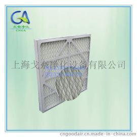铝护网合成纤维初效板式过滤器【畅销产品】