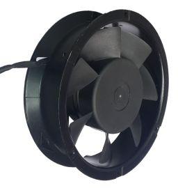 17251交流无刷散热风扇,圆形工业风扇