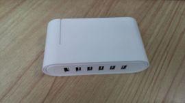 智能快速充电器6USB 5V8A 开关电源