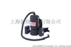 威德尔肩背式电瓶吸尘器WD-6L充电式工业吸尘器
