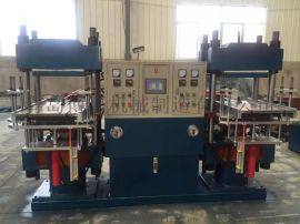 青岛高效立式全自动橡胶平板 化机