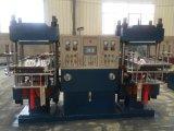 青島高效立式全自動橡膠平板硫化機