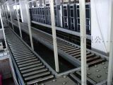 无动力滚筒生产线 滚道流水线 滚筒输送机