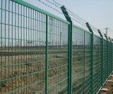 镀锌丝公路护栏网、浸塑防护网厂家直销