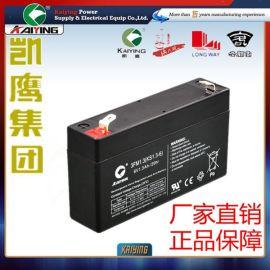 6V1.3AH太阳能铅酸蓄电池储能蓄电池门禁系统专用电池EPS电源电池