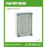 NHP NP192813 透明 韩式防水电气盒 防水检修箱配电箱
