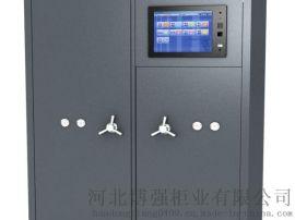 厂家直销保密档案柜钢制对开门保密柜分体双节保密柜财务保管