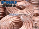 铜绞线理论重量_镀锡铜软绞线_电炉用铜绞线