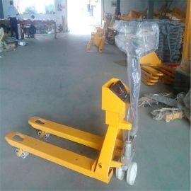 上海2.5吨工业专用叉车秤