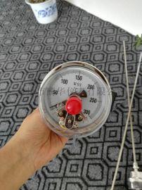 WSSX-402电接点双金属温度计, 泰州商华仪表厂家销售