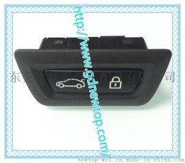 宝马3系 5系电动尾门开关 钥匙电控后备箱开关
