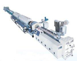 克拉管生产设备塑料管材挤出机青岛佳森厂家直销