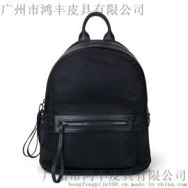 浙江时尚旅行包定制工厂 头层牛皮背包生产厂家