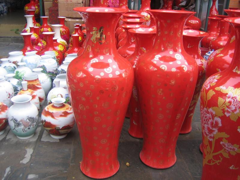 供应景德镇大花瓶厂家 景德镇青花瓷大花瓶 景德镇瓷器大花瓶