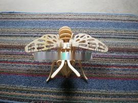 DIY木质模型玩具
