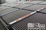 全自动智能化太阳能热水工程