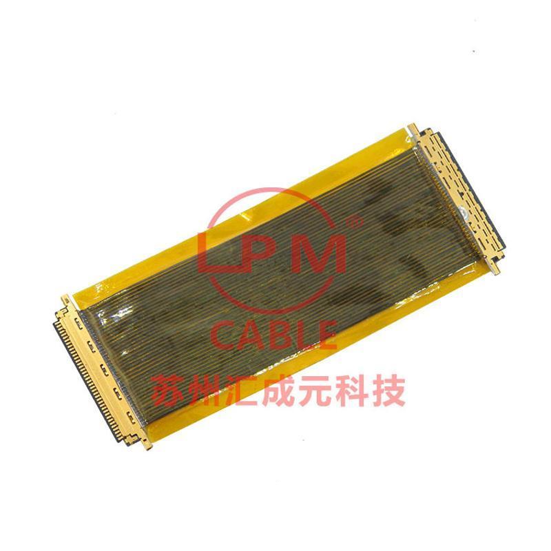 苏州汇成元电子供应I-PEX 20454-240T TO  20454-240T 平铺同轴线