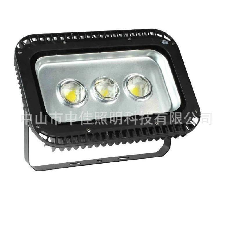 压铸集成聚光led投光灯外壳200W灯具
