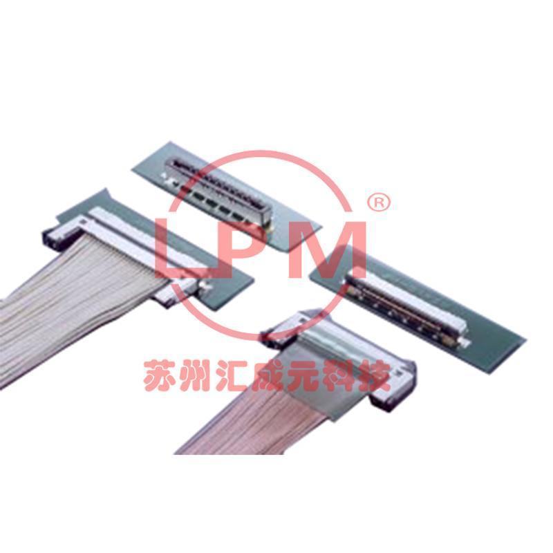 苏州汇成元现货供应JAE原厂连接器 FI-RC3-1A-1E-15000
