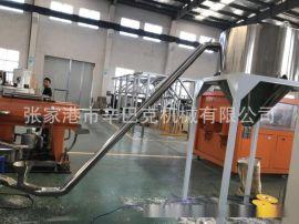 厂家供应PVC塑料造粒机 PVC磨面热切机组 质量可靠
