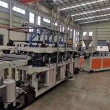 塑料建筑模板挤出生产线设备