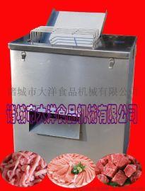 高产切肉机,专业鲜肉切片机