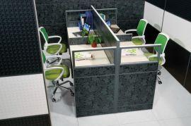 郑州屏风隔断电脑桌   会议桌椅  公司职员办公桌定做