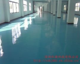 环氧树脂滚涂防静电地板