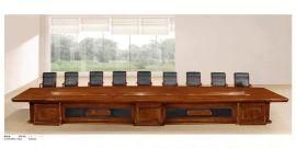 无纸化会议系统定做会议桌 会议系统专用会议桌椅厂家直销