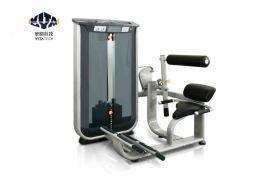 坐式背腹肌训练机 健身房商用器材 直销提供健身房器械2