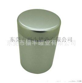 厂家直销密封茶叶铁罐 铁盒 咖啡铁罐 方形内开盖糖果罐