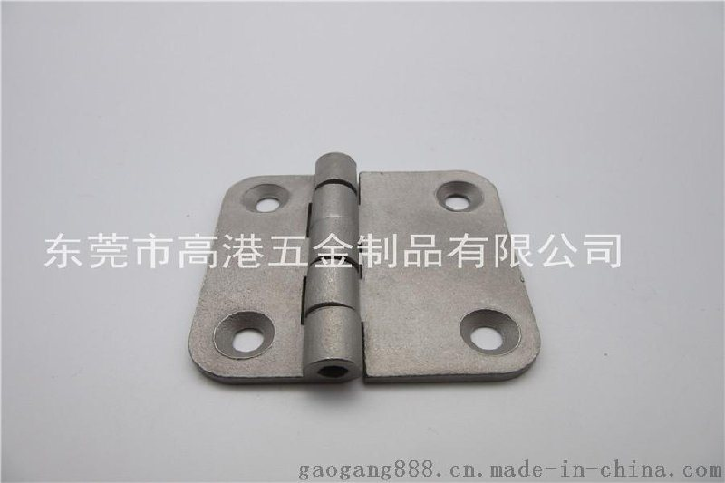 专业生产304不锈钢合页 铰链 各类五金配件