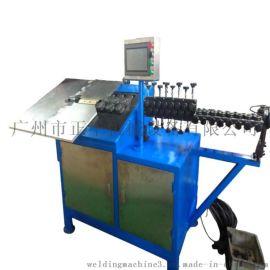 2-6mm铁线2D折弯机 全自动高速弯线机