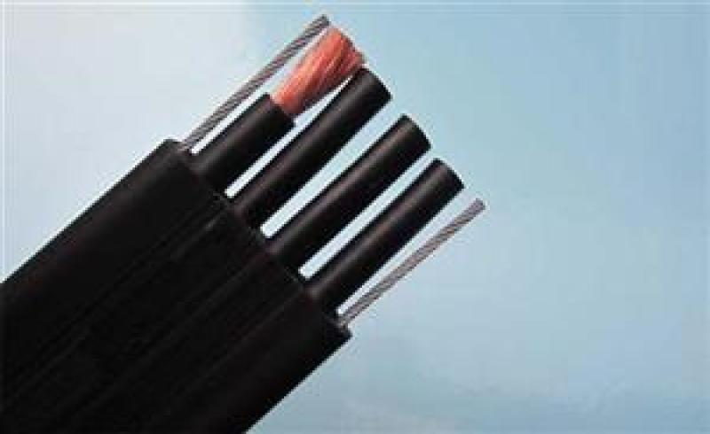 YQBG钢丝加强型轻型橡套扁电缆