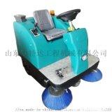 駕駛式新能源電動掃地機48V吸塵邊刷清理掃地機