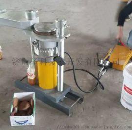 100t手压泵香油机芝麻榨油机