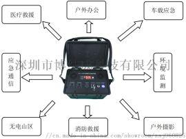BJC-1000W户外移动式应急电源