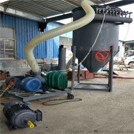水泥粉粉煤灰装罐气力输送机 粉煤灰吸泵QA1
