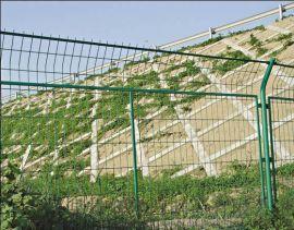 生产定做公路铁丝网围栏养殖场农场果园厂区过塑围网