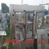 回收二手食品厂灌装机设备
